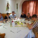 24.05.2014: Spargel & Wein